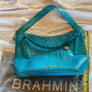 Brahmin Purse/Wallet - Excellent Condition Teal